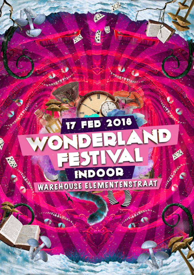 Wonderland Festival Indoor 2018 - Verknipt